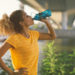 Remember To Hydrate On Long Days Outside!